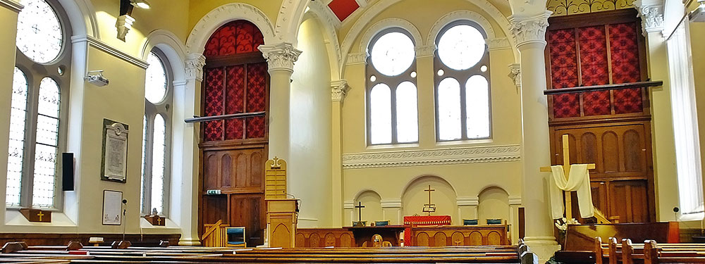 Slideshow: Marple Methodist Church Nr Stockport