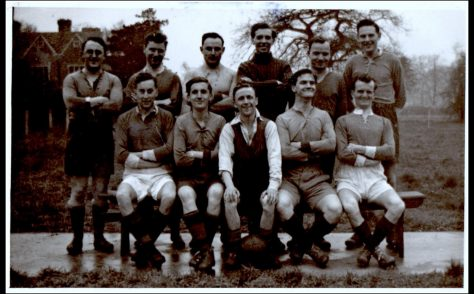 Handsworth College Football Team c1949.