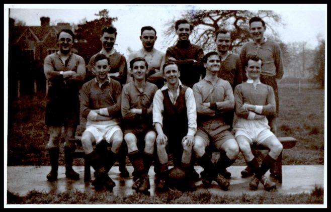 Handsworth College Football Team  c1949.