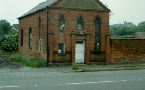 Heather Methodist chapel