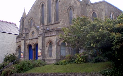 Ventnor Methodist Church War Memorials