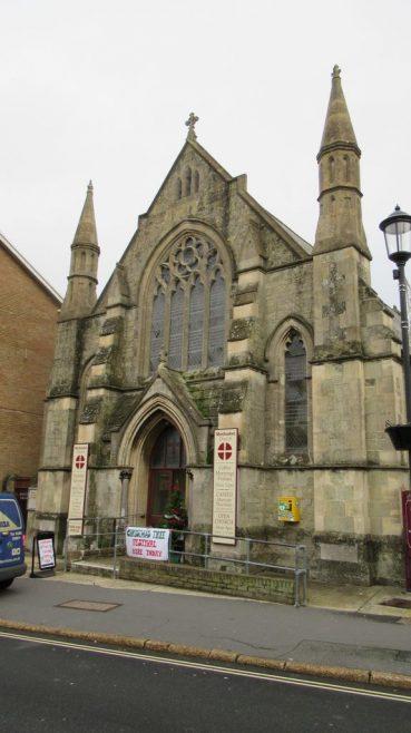 Shanklin Methodist Church War Memorial