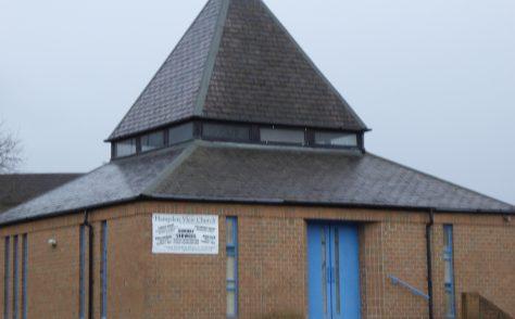 Sheffield, Greaves Street, Langsett Estate, Hampden View Wesleyan Reform Union Chapel, Yorkshire