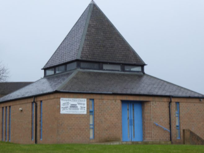 Sheffield, Wesleyan Reform Union chapel, 14.02.2020