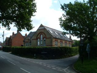 Northwood Methodist Chapel - now a private house