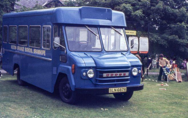 The New School Bus