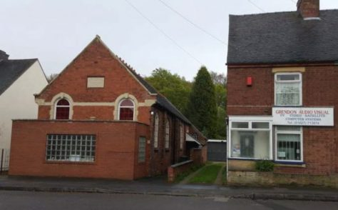 Grendon Methodist Chapel, Boot Hill, Grendon,Warwickshire CV9 2EL