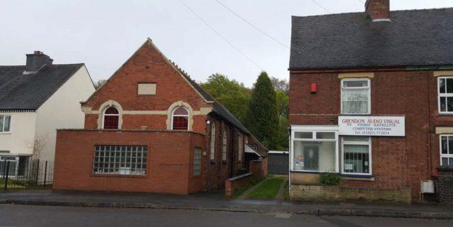 Grendon Methodist Chapel, Boot Hill, Grendon,Warwickshire CV9 2EL
