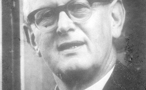 Rev Kenneth Aldrich, 1934-1977