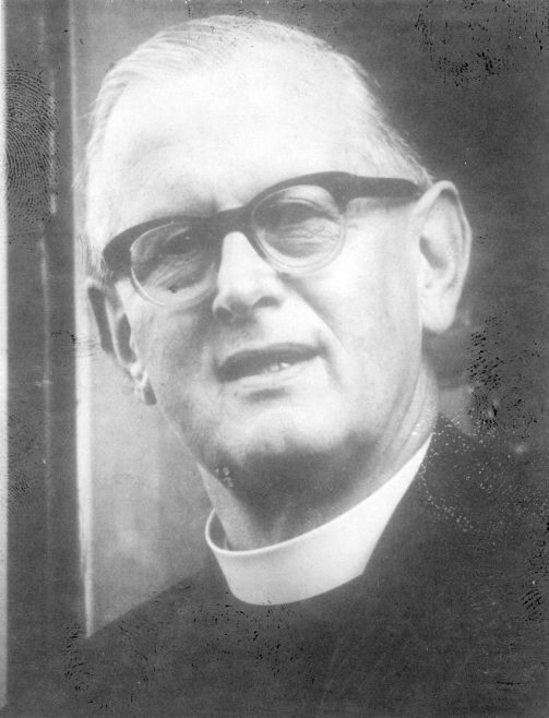 Rev Kenneth Aldrich