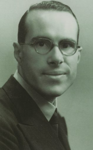 Rev. Brian Leslie Day BD 1924-1985 ordained 1950