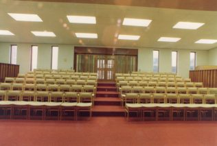 Images of the new church opened in 1982 | Images from the collections of the Newcastle upon Tyne District Archives