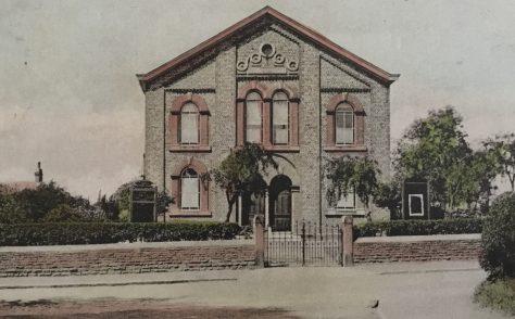 WILMSLOW Methodist New Connexion
