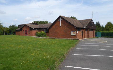 Northampton, Harleston Road, Duston, St Andrews Methodist Chapel, Northamptonshire, NN5 6AB