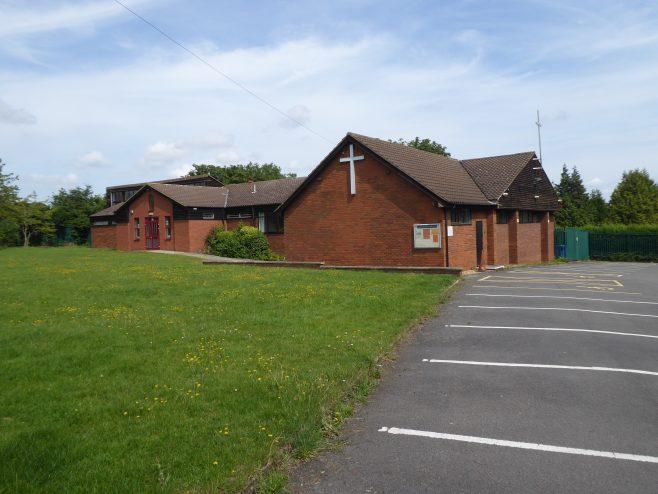 1 Duston, St  Andrew's Methodist Chapel, overall view, 3.8.2019