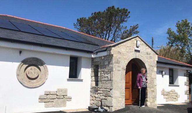St Dennis Methodist Church Cornwall