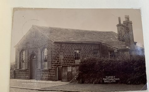 Ainsworth Methodist New Connexion Church, Bury Old Road, Bolton.