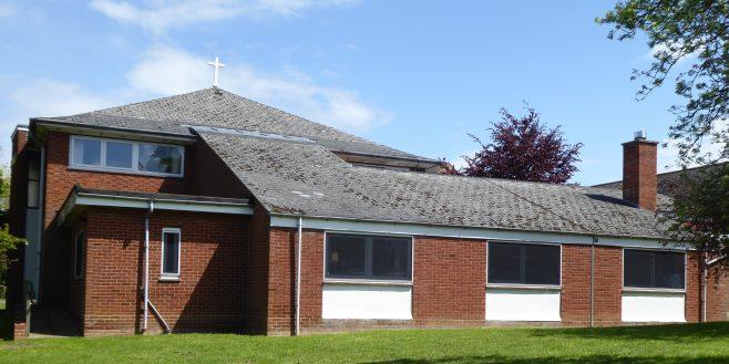 3 Daventry Methodist Church, 10.5.2019 | GWO