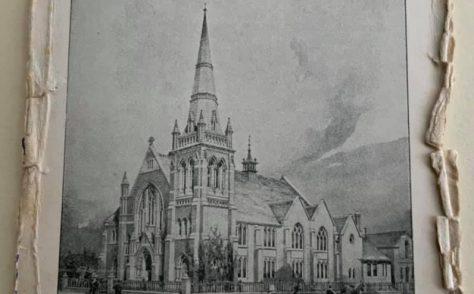Blackheath Methodist New Connexion Church Birmingham-
