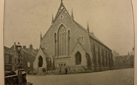 St Paul's Methodist New Connexion Church, St Peter Port, Guernsey