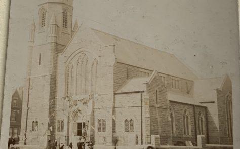 Tempest Road Methodist New Connexion Church, Leeds