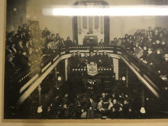 Wesley Guild Rally, 1930s, Callington Wesleyan Chapel