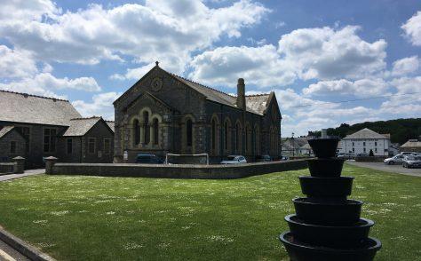 BUDE Methodist Church (former Wesleyan)