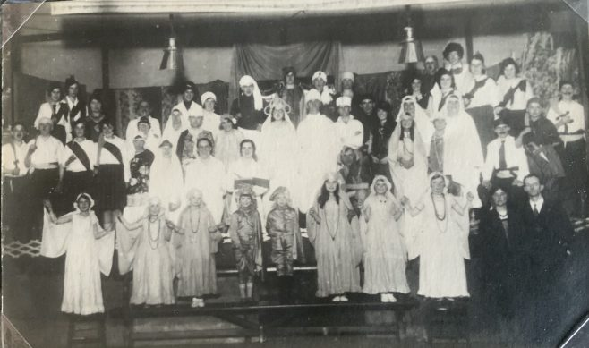 A 1920s Methodist Concert