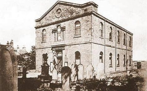 Farsley Wesleyan Church Town Street