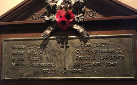 Farsley War Memorial