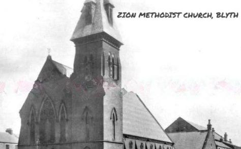 Blyth, Zion Methodist Church