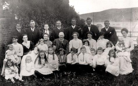 Descendants of Digory Isbell