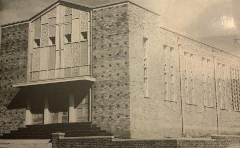 Burslem, Hamil Road, Clowes Methodist Church