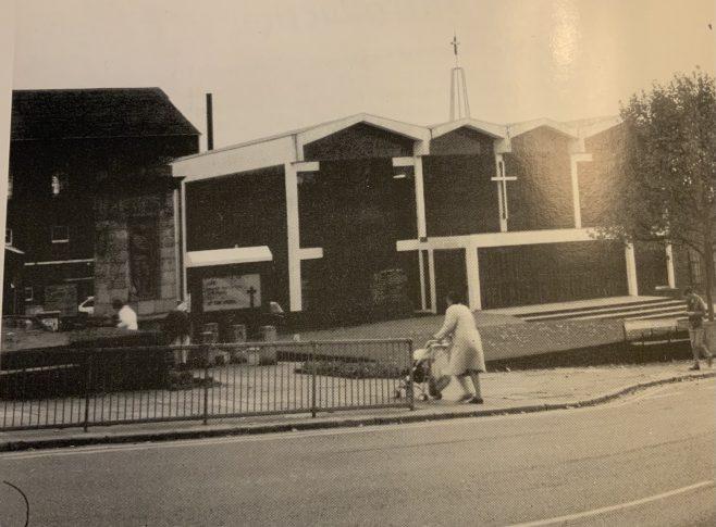 Burslem Methodist Mission