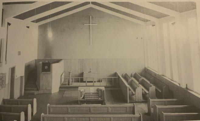BURSLEM Hamil Road - Clowes Methodist