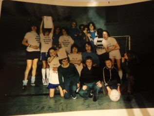 All the boys from Friendship House play football overnight to raise funds for Charity!