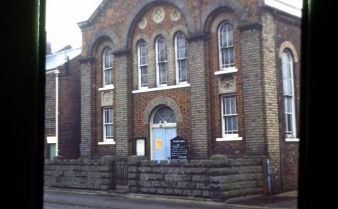 New Holland Methodist Church, Lincolnshire