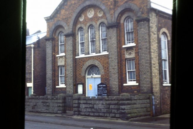 New Holland Methodist Church, Lincolnshire, 15.02.1980 | G W Oxley