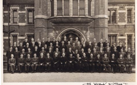 Handsworth College Year Photograph