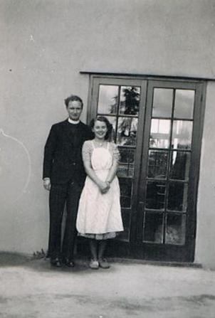 Beryl and Gordon 1949