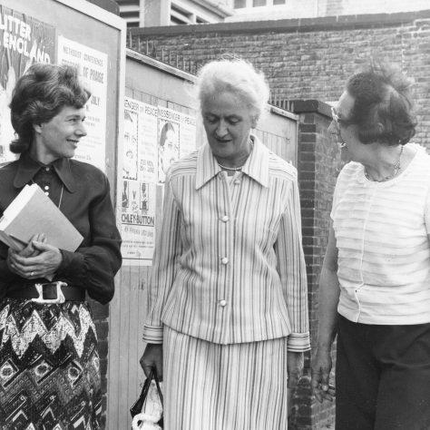 A13 Audrey Timmins, Mary Lenton, Jane Shildon