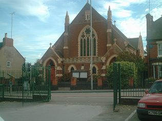 Burton Road Methodist Church