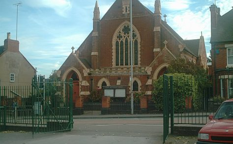 Burton Road Methodist Church