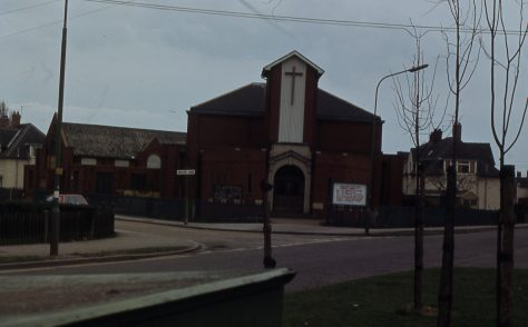 Askew Avenue Methodist Church. Hull