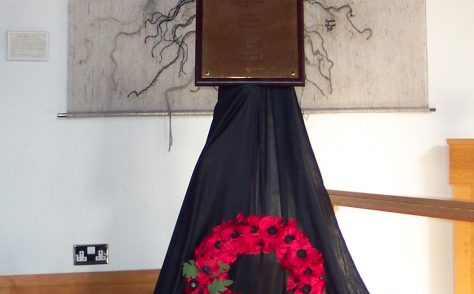 Bromley Methodist Church War Memorial