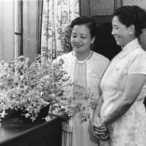 B41 Mrs Fang and Mrs Teng, Southlands, 1966