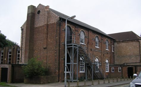 Bilston Methodist Chapel, Staffordshire