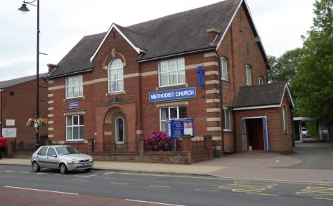 Sutton Coldfield, Boldmere Methodist Church, Warwickshire, B73 5UB
