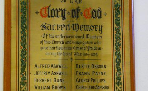 Bishop's Stortford Methodist Church
