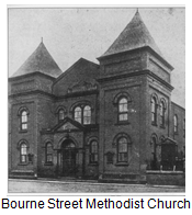 A Short History of South Chadderton Methodist Church